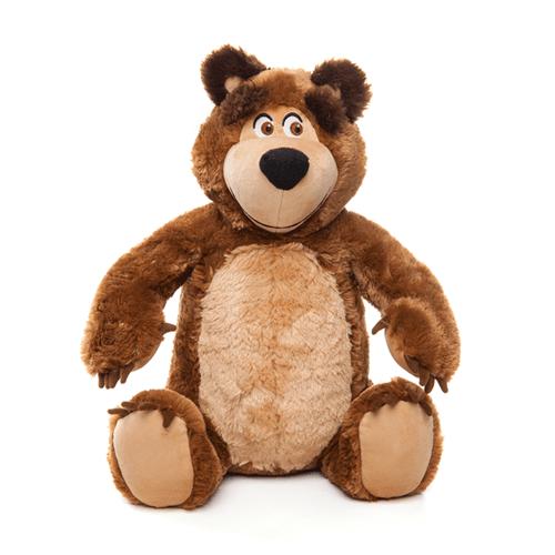 Ficha técnica e caractérísticas do produto Masha e o Urso - Boneco Urso Pelúcia - Estrela - ESTRELA