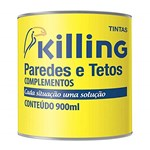 Ficha técnica e caractérísticas do produto Massa Acrilica 0.9lt Killing