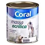 Massa Acrilica 3,6L Coral