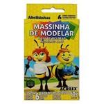 Massa para Modelar com 6 Cores 60grs Massinha Modeling