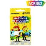 Ficha técnica e caractérísticas do produto Massinha de Modelar Acrilex 60g Unitário - 07060