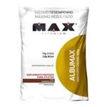Ficha técnica e caractérísticas do produto Max Titanium Albumax 100% 500g Chocolate