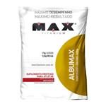 Ficha técnica e caractérísticas do produto Max Titanium Albumax 100 500g Morango