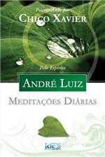 Ficha técnica e caractérísticas do produto Meditações Diárias - André Luiz