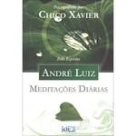 Ficha técnica e caractérísticas do produto Meditacoes Diarias - Andre Luiz