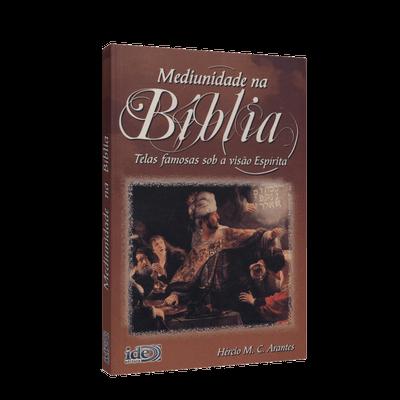 Mediunidade na Bíblia - Telas Famosas Sob a Visão Espírita