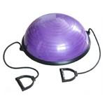 Meia Bola para Pilates e Yoga + Corda Puxador