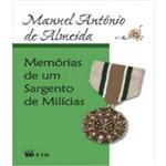 Ficha técnica e caractérísticas do produto Memorias de um Sargento de Milicias - 05 Ed