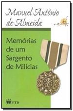 Ficha técnica e caractérísticas do produto Memorias de um Sargento de Milicias 05 - Ftd