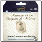Ficha técnica e caractérísticas do produto Memorias de um Sargento de Milicias - Audiolivro01