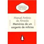 Ficha técnica e caractérísticas do produto Memórias de um Sargento de Milicias - Cia
