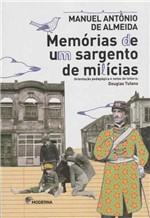 Ficha técnica e caractérísticas do produto Memorias de um Sargento de Milicias - Moderna