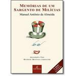 Ficha técnica e caractérísticas do produto Memórias de um Sargento de Milícias