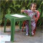 Ficha técnica e caractérísticas do produto Mesa Infantil Decorada - Verde - 01020301003 - Antares Plásticos