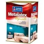 Ficha técnica e caractérísticas do produto Metalatex Requinte Superlavável Sem Cheiro 18 Litros - Acetinado Branco Requinte