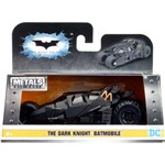 Ficha técnica e caractérísticas do produto Metals Die Cast - The Dark Knight Batmobile