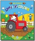 Ficha técnica e caractérísticas do produto Meu Primeiro Livro de Colorir - Trator - Libris