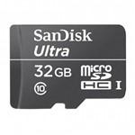 Micro Sdhc 32gb Uhs-I 30mb Full Hd Video Sdsdql 032g-G35 Sandisk