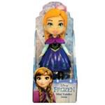 Ficha técnica e caractérísticas do produto Mini Boneca - 10Cm - Disney - Frozen - Young Anna