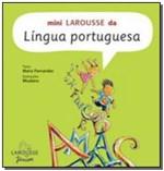 Ficha técnica e caractérísticas do produto Mini Larousse da Lingua Portuguesa