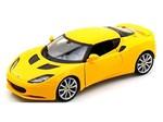 Ficha técnica e caractérísticas do produto Miniatura Carro Lotus Evora S 1:24 Motor Max - Minimundi.com.br