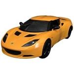 Ficha técnica e caractérísticas do produto Miniatura Lotus Evora S- Motormax - Escala 1/24