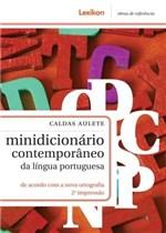 Ficha técnica e caractérísticas do produto Minidicionário Contemporâneo da Língua Portuguesa - Lexikon