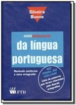 Ficha técnica e caractérísticas do produto Minidicionario da Lingua Portuguesa - Capa Pvc - Ftd