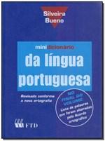 Ficha técnica e caractérísticas do produto Minidicionário da Lingua Portuguesa - Ftd