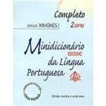 Ficha técnica e caractérísticas do produto Minidicionario Ediouro da Lingua Portuguesa - 1