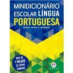 Ficha técnica e caractérísticas do produto Minidicionario Escolar Lingua Portuguesa
