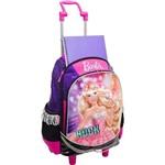 Ficha técnica e caractérísticas do produto Mochila com Carrinho Barbie Rock 064342-48 Sestini