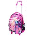 Ficha técnica e caractérísticas do produto Mochila com Carrinho Barbie Rock`n Royals 64343-08 - Sestini 1022283