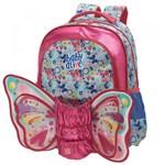 Ficha técnica e caractérísticas do produto Mochila Costas Baby Alive Butterfly - G - Pacific