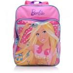 Mochila de Costas Infantil G Plus Lilás Barbie Sestini