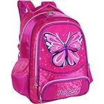 Mochila de Costas Pequena Luxcel Princess Pink