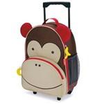 Ficha técnica e caractérísticas do produto Mochila de Rodinha Zoo Macaco Skip Hop