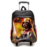 Mochila Escolar G de Rodinhas Star Wars 18M Plus - Sestini