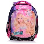 Ficha técnica e caractérísticas do produto Mochila Grande Barbie Rock`n Royals 064345-48