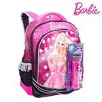 Ficha técnica e caractérísticas do produto Mochila Grande Barbie Rockn Royals