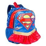Mochila Grande Super Hero Girls 17y Super Girl