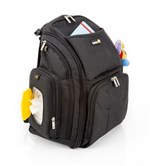 Mochila Multifuncional Back Pack - Black - Safety 1st