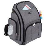 Ficha técnica e caractérísticas do produto Mochila Multifuncional Back Pack - Grey - Safety 1st