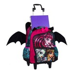 Mochilete Grande com Alça Monster High 16Z 064190