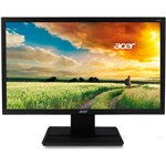 Ficha técnica e caractérísticas do produto Monitor 21,5 LED ACER - VGA - Vesa - FULL HD - HDMI - DVI - Inclinacao 25O - V226HQL