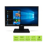 """Ficha técnica e caractérísticas do produto Monitor Acer 23,6"""" LED VGA VESA FULL HD HDMI DVI V246HQL"""