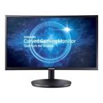 "Ficha técnica e caractérísticas do produto Monitor 24"" Led Samsung - Full Hd - Gamer - Curve - 1ms - 2xhdmi - Display Port - Lc24fg70fqlxzd"