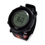 Ficha técnica e caractérísticas do produto Monitor Cardíaco + Cinta Fortius com Contador de Calorias Cronômetro Alarme Preto Atrio - ES049