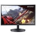 "Ficha técnica e caractérísticas do produto Monitor Gamer Curvo Samsung 23.5"" Full HD 144Hz 1ms LC24FG70"