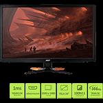 "Monitor Gamer LED 24"" 1ms 144hz Widescreen GN246HL - Acer"